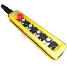 Pendant Control Station fits XAC A8913 2 Speed Emergency Stop 8 Buttons