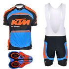 A012 2017 Men styles cycling team jersey MTB 9D bib shorts Set sports Clothing