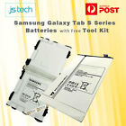 New Battery Replacement for Samsung Galaxy Tab S 8.4 T700 S10.5 T800 T805 T705