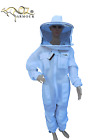 "BEEKEEPING SUIT ""OZ ARMOUR"" VENTILATED DOUBLE LAYER MESH ULTRA COOL HAT VEIL"