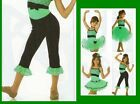 Apple Of My Eye Dance Costume CROP CAPRI PANTS ONLY Ballet Clearance CS,6X7,CL