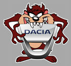 DACIA TAZ Sticker
