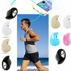 Mini Wireless Bluetooth Invisible In-Ear Headset Earphone Earbud Earpiece US