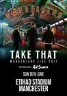 TAKE THAT Etihad Stadium Manchester - 18th June 2017 PHOTO Print POSTER Band 020