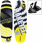 WAKETEC Wakeboard FreeRide 139 cm, Package mit OnSet Bindung