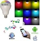 Lightahead Dual Mode Smart Music Bulb With Built In Speaker Smartphone USA