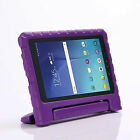 """EVA Kids Shockproof Safety Case Cover Handle Stand For Galaxy Tab E 8"""" 8.0 T377"""