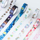 DIY Japanese Washi Masking Tape 7 Meter Paper Sticker Decorative Craft Scrapbook