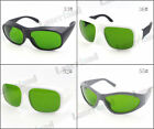 800nm-1700nm OD4+ 900nm–1100nm OD5+ Laser Protective Goggles Safety Glasses