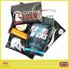 The Crazy Wire Company's Cotton Wick - Full Range - Vaping Wick - FREE SHIPPING!