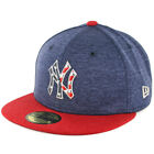 "New Era 59Fifty New York Yankees ""4th of July"" Fitted Hat (LTN/SCR) Mens MLB Cap"