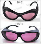 780nm 808nm 830nm OD4+ IR Infrared Laser Protective Goggles Safety Glasses CE