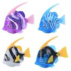 Robot Electronic Deep Sea Fish Diving LED Lighting Aquatic Kid Bath Pet Toy Nice