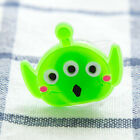 Cute Kids Child LED Light Up Flashing Finger Rings Glow Party Favor8O7