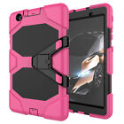 For LG G Pad 3 8.0 / X 8.0 Hard Stand Shockproof Cover Case + Screen Protector