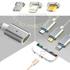 3 in 1 smartphone Cable android micro / Lightning / Type-C Magnetic adapter plug