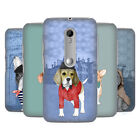 OFFICIAL BARRUF DOGS HARD BACK CASE FOR MOTOROLA PHONES 1