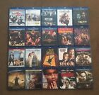 BLU-RAY MOVIES LOT! (#3) YOU PICK HOW MANY FROM 60 Titles!!
