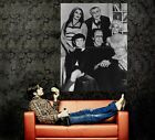The Munsters TV Show Cast Wall Print POSTER UK