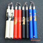 "4 COLOR BRUCE LEE PRINT 12"" Foam Trainer Nunchucks Martial Arts Karate Nunchaku"