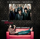 C3372 Now You See Me Movie Cast Jesse Eisenberg Mark Ruffalo Print POSTER US