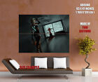 Hot Girl Dead Space Armor Anime Wall Print POSTER US