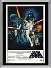 Star Wars Movie A1 To A4 Size Poster Prints $17.95 AUD