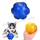 Fun Pet Dog Toy Cat Sound Ball Rolling Squeeze Screaming Toy Play Indoor Outdoor