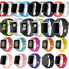 Sports Silicone iWatch Strap For Apple Watch Band Series 1&2