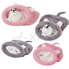 Cat Dog House Puppy Warm Cave Pet Soft Sleeping Bed Sofa Mat Nest Sleeping Bag