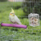 Pet Bird Parrot Claw Chew Branch Perches Cage Stand Platform Toy Stick