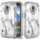 Samsung Galaxy S5 Active (G870A) Case, Impact Dual Layer Shockproof Bumper Case
