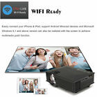 UC46 Projector Full HD 1080P LED Projector Video Home Cinema Wireless Newest