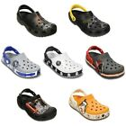 Crocs Star Wars Edition Clogs - Black White Gray Orange $67.18 CAD
