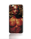 C11 New 2Pac Tupac Funny Soft TPU 3D Print Case Cover For iPhone 5 5S 6 6S 7