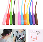New Silicone Neck Strap Cord Glasses Spectacles Lanyard Holder Accessory US