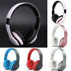 Sport Foldable Wireless Bluetooth 4.1 Headphone Headset With Mic AUX TF Card JR