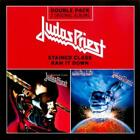 JUDAS PRIEST - STAINED CLASS/RAM IT DOWN USED - VERY GOOD CD