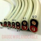 Marine Grade Wire Duplex Boat Cable Tinned Copper USA Made - AWG Gauge All Sizes