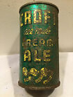 CROFT ALL MALT CREAM ALE Flat Top Beer Can M574