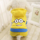 Small Pet Dog Clothes Winter Warm Costume Apparel Puppy Cat Sweater Hoodie Coat фото