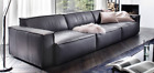 Candy Polstergarnitur UPPER EAST 3-Sitzer 358 cm breit Sofa / Couch / Garnitur
