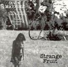 IRVIN MAYFIELD - STRANGE FRUIT USED - VERY GOOD CD