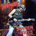 TED NUGENT - SWEDEN ROCKS USED - VERY GOOD CD