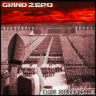 GRIND ZERO - MASS DISTRACTION USED - VERY GOOD CD