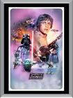 The Empire Strikes Back Art A1 To A4 Size Poster Prints $20.95 AUD