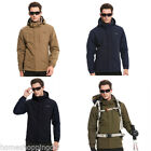 Men Military Outdoor Winter Warm Fleece Tactical Jacket Outerwear Coat Hoodie SP