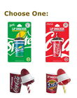 Lip Smacker Coca Cola Cup Sprite Cherry Coke Fanta Lip Balm pick your flavor $11.45  on eBay