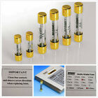 1x Isoclean hifi Fuse Gold Plated Fuses 5x20mm 6x32mm ITEM036