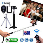 NEW Monopod Selfie Stick Handheld Tripod Bluetooth For iPhone 4 4S 5 5S Samsung